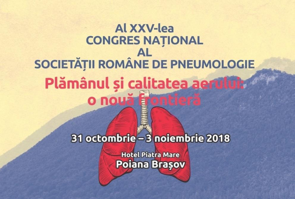 Congresul Societatii Romane de Pneumologie